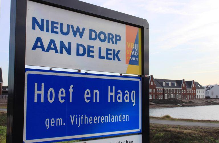 Het dorp Hoef en Haag - BijVianen